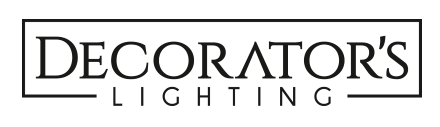Decorator's Lighting - Retail and hospitality lighting products